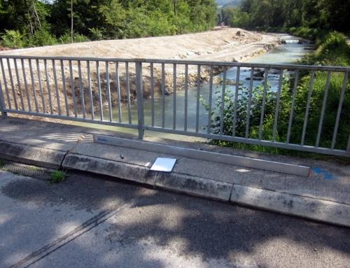 Beweissicherung Straßenbrücke über den Steinbach